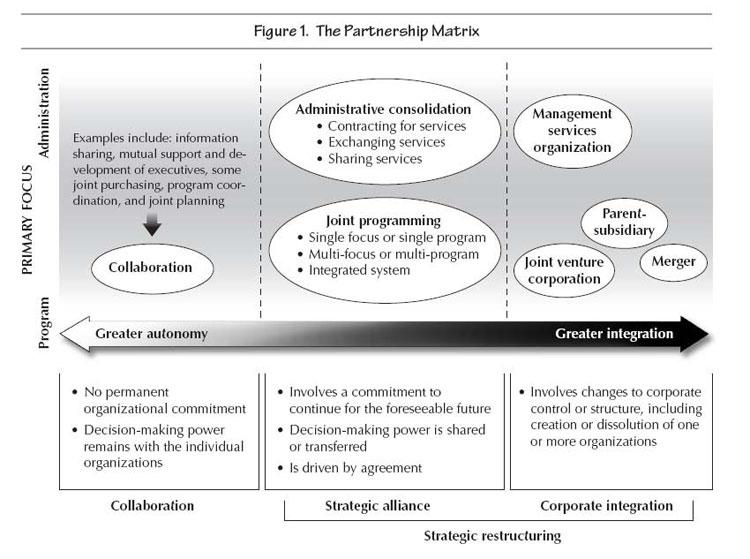 Example: strategic partnership | download scientific diagram.